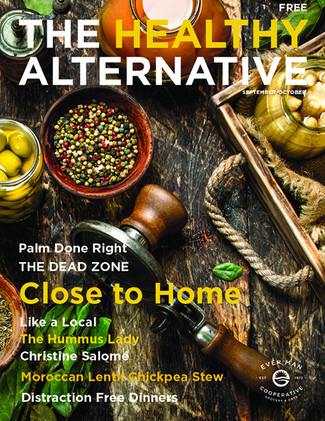 THE HEALTHY ALTERNATIVE | SEPT/OCT