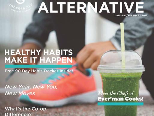 Health Habits: January/February 2019