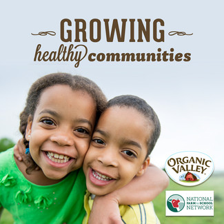 Growing Healthy Communities with Organic Valley