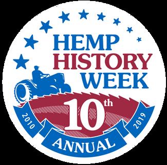 Hemp History Week 2019