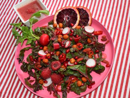Red Chard Salad