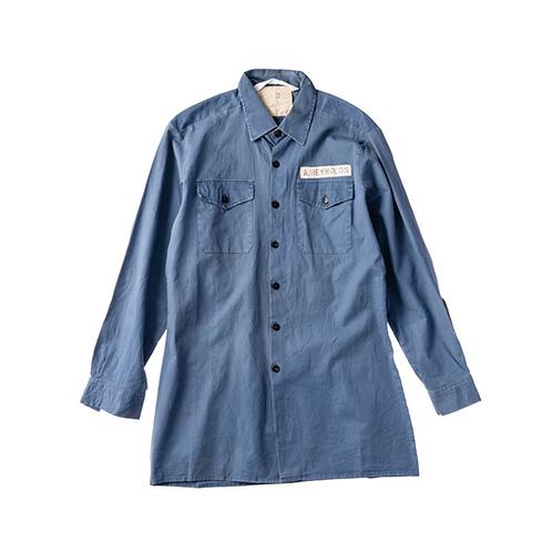 Ancienne chemise d'ouvrier