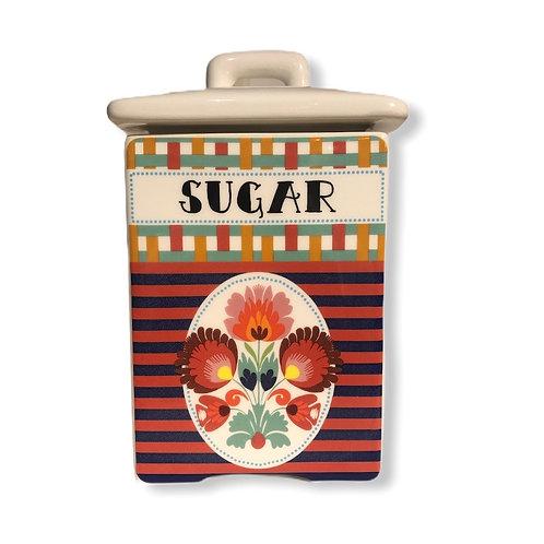 Pot à sucre en céramique