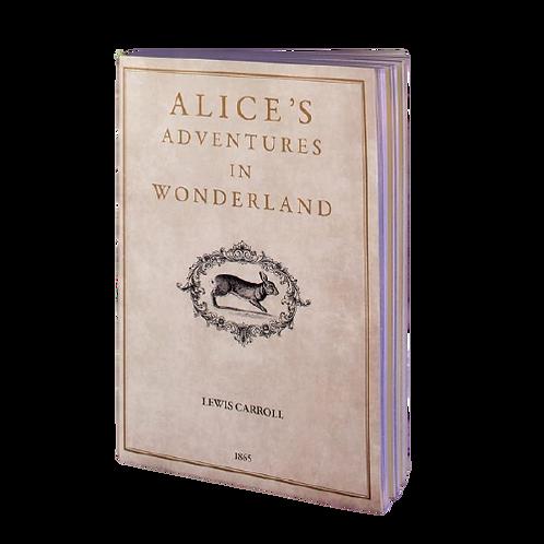Carnet Alice au Pays des Merveilles