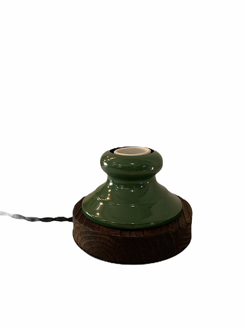 Lampe à poser Phare - Vert brillant