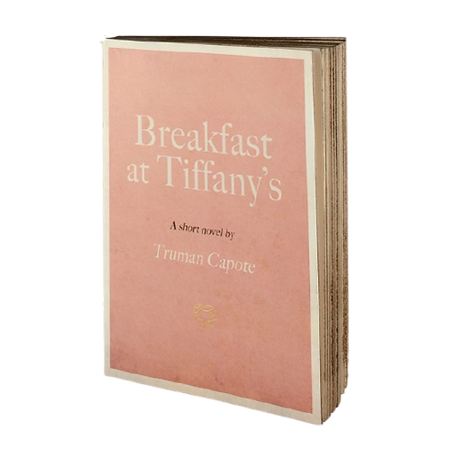 Carnet Breakfast at Tiffany's