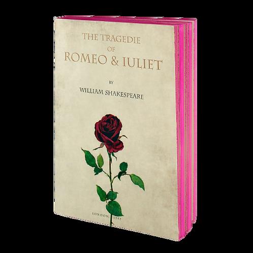 Carnet Romeo & Juliet