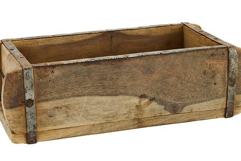 Caisse en bois recyclé