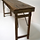 Thumbnail: Ancienne table console indienne