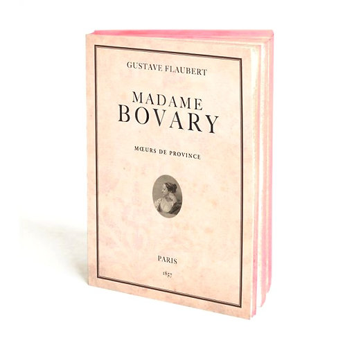 Carnet Madame Bovary