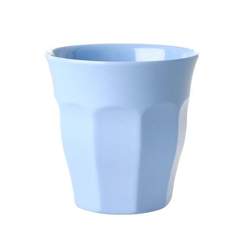 Gobelet uni bleu