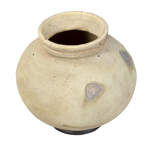 Jar pleine sur socle