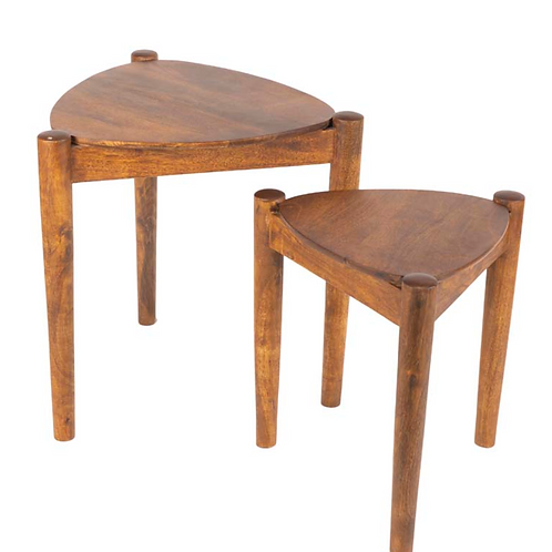 Set de 2 tables Gigogne
