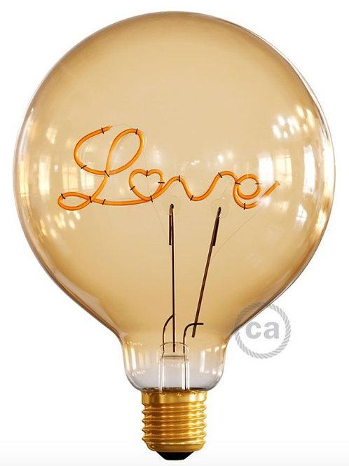 Ampoule E27 Love