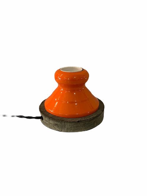 Lampe à poser Phare - Orange