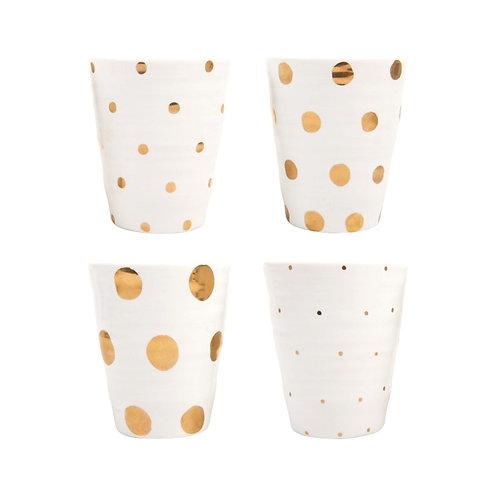 Set de 4 mugs Dots