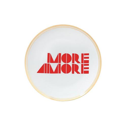 Assiette More Amore