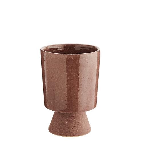 Pot Stoneware rose #3