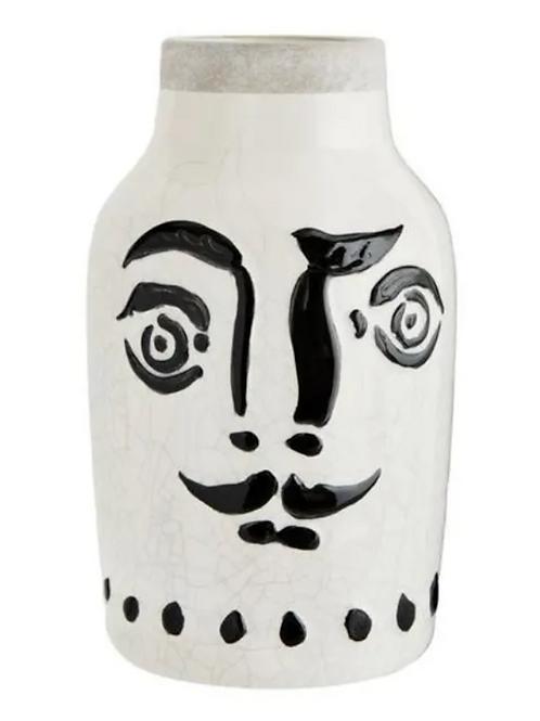 Vase visage