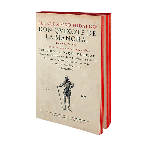 Carnet Don Quixote
