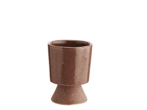 Pot Stoneware rose #2