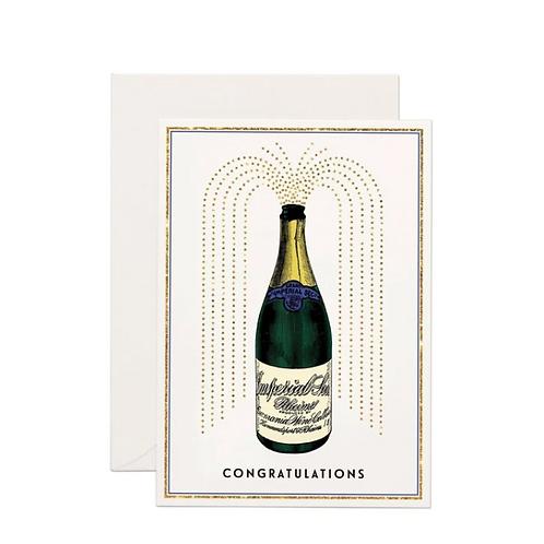 Carte de voeux Congratulations