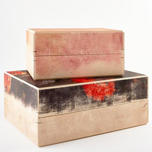 Set de 2 boîtes Memento Box