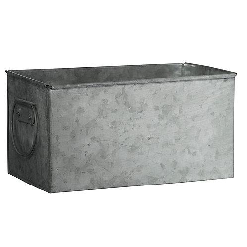 Boîte jardinière en métal PM
