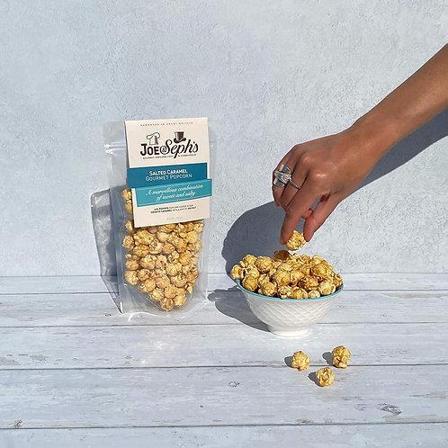 joe + seph's gourmet popcorn - salted caramel
