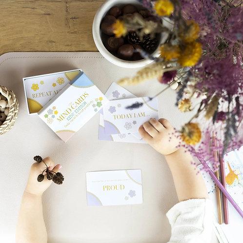 mental health mind cards: kid's edition