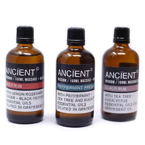 ancient wisdom natural essential oils