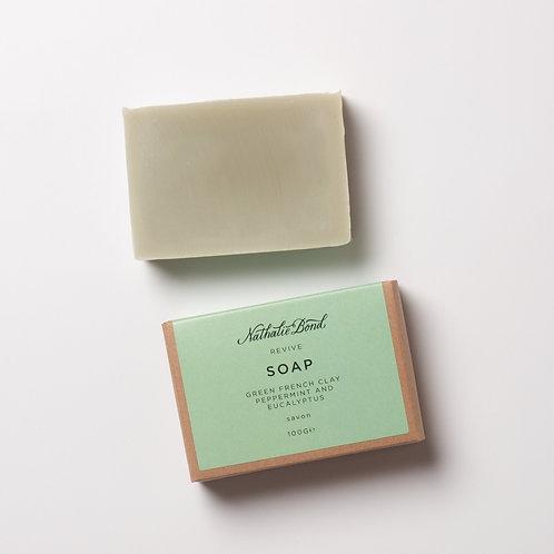 nathalie bond organic soap bar