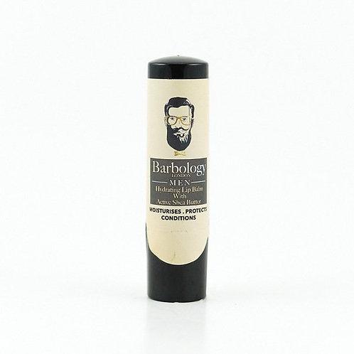 barbology london men's organic lip balm