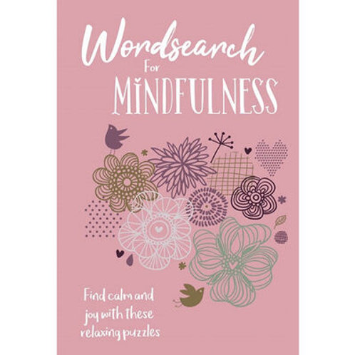 wordsearch for mindfulness