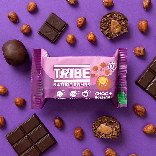 tribe natural protein snacks