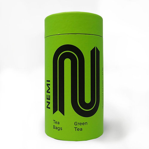 nemi teas organic cylinders