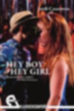 Portada libro Hey Boy Hey Girl de Jordi Casanovas