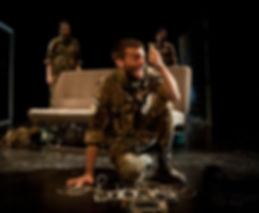 invasion guillem clua war love theatre
