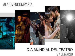¡Feliz Día Mundial del Teatro!