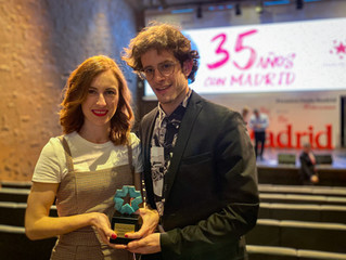 ¡LaJoven gana el Premio Talento Joven de Onda Madrid!