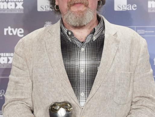 ¡¡Juanjo Llorens, Premio MAX!!