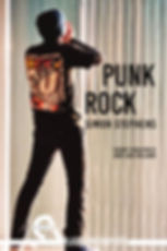 Portada Punk Rock de Simon Stephens