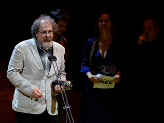 ¡Juanjo Llorens, Premio MAX 2019!