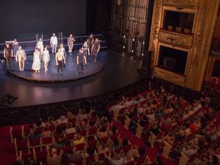#ProyectoHomero por Ecuador. Funciones en el Teatro Español