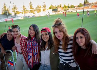 #PLAYOFF con el Atleti Femenino