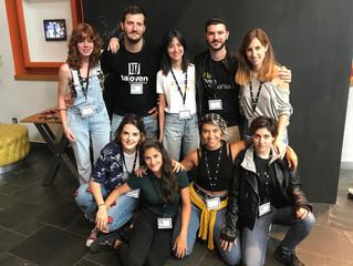 ¡¡La Joven Compañía llega a Reino Unido con PLAYOFF!!