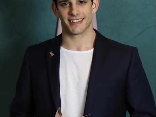 ¡¡Álex Villazán, premio Mejor Actor Revelación!!