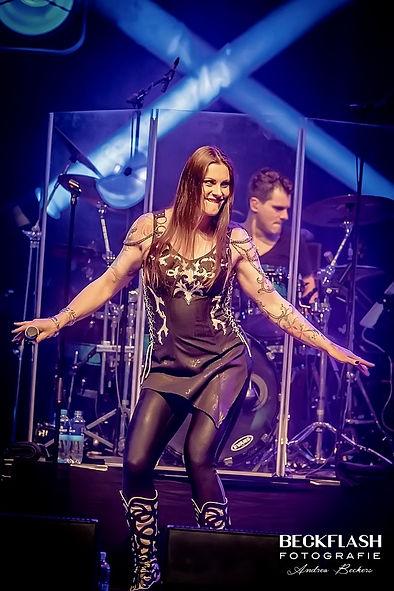 Floor Jansen Solotour Utrecht 29-01-2020