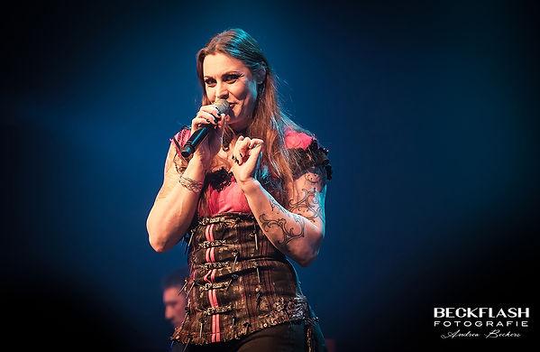 Floor Jansen solotour Doornroosje Nijmeg