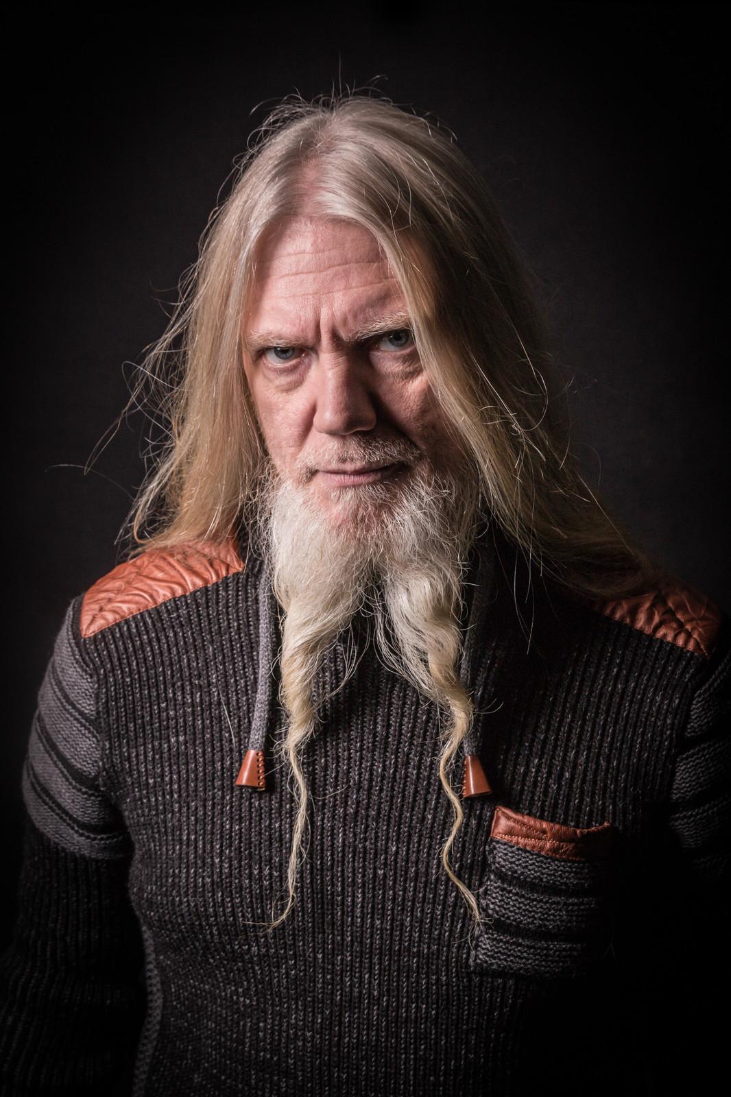 Marco Hietala (Finnish metal musician) - AnthroScape